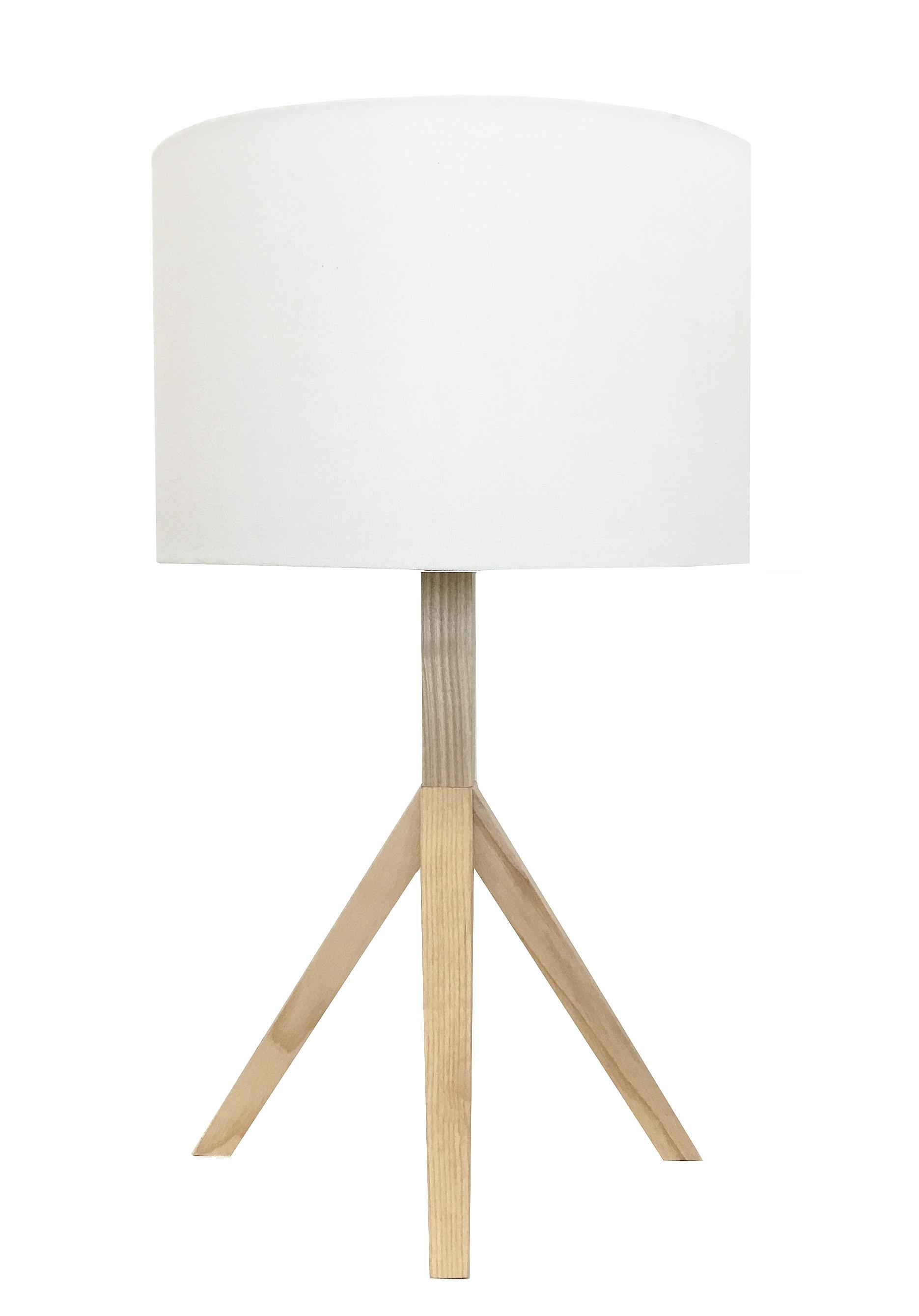 Xenia Table Lamp Natural Mrd Home