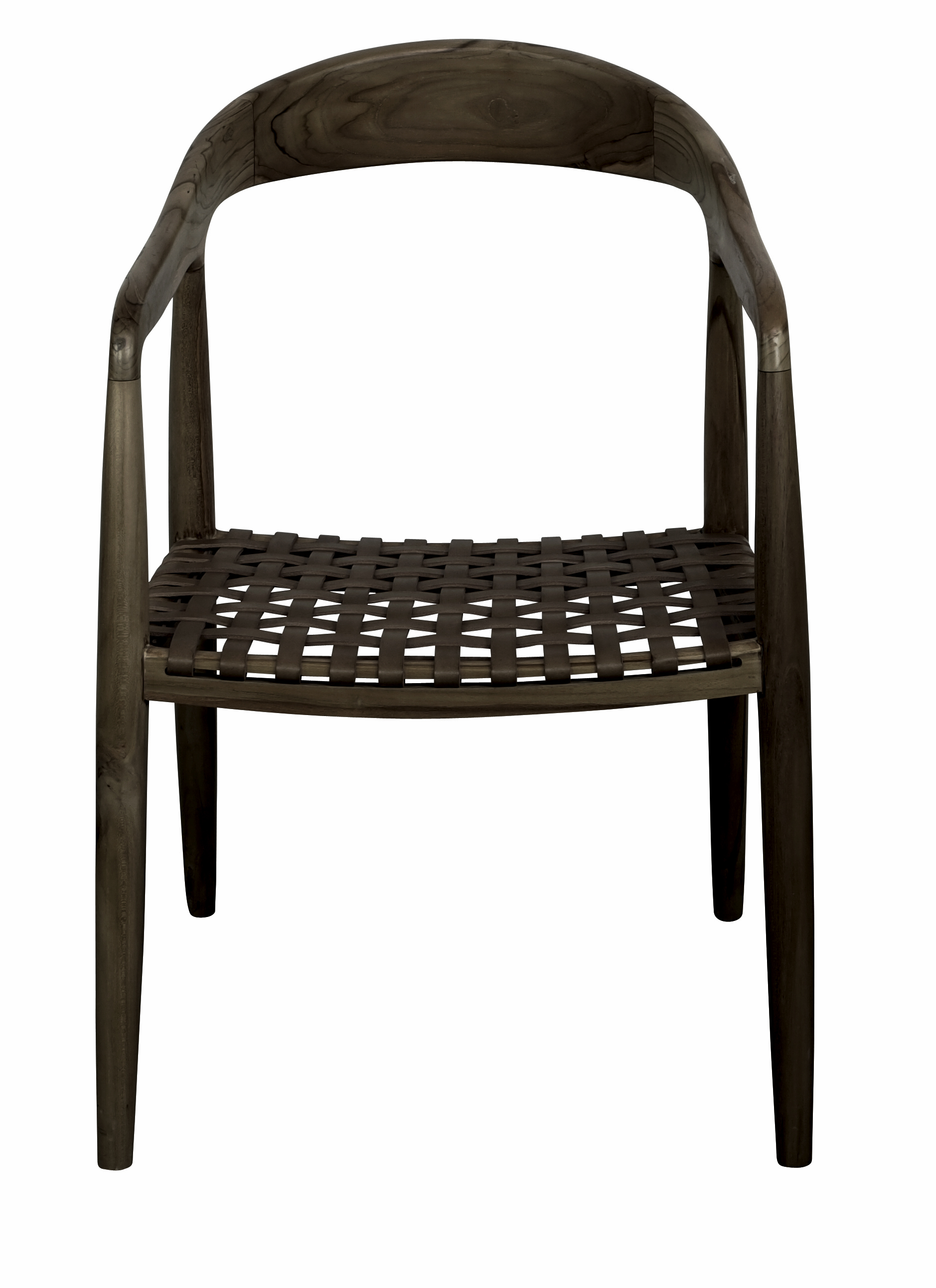 Swell Ellis Chair Blk Woven Leather Theyellowbook Wood Chair Design Ideas Theyellowbookinfo