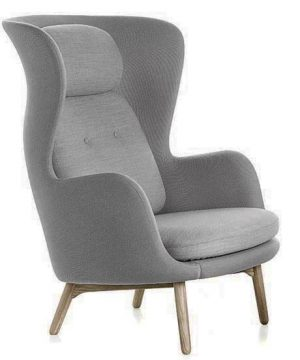 Suki Occasional Chair Grey