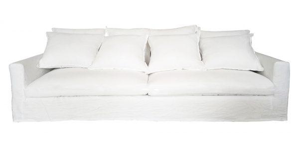 Igor Sofa Winter White Linen