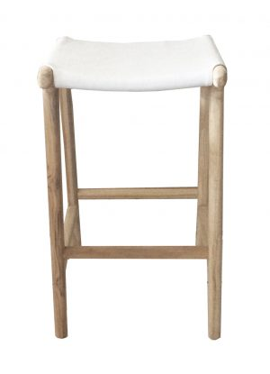 Marvin Bar Stool White