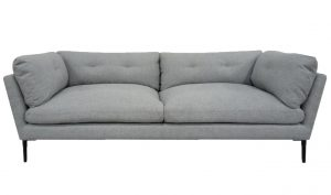 Wesly Sofa Pale Grey Marle