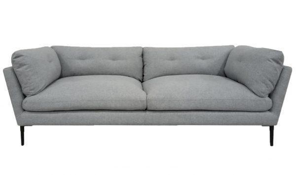 Wesly Sofa Pale Grey Marle