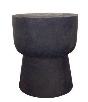 Trudy Side Table Black