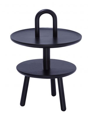 Sushi Side Table Charcoal