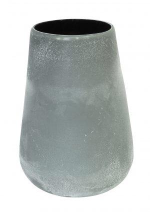 Forme Vase Large Black