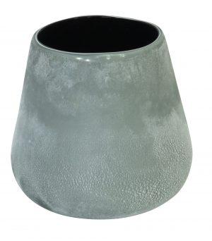 Forme Vase Med Black