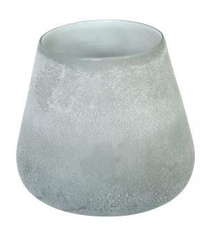 Forme Vase Med Pale Grey