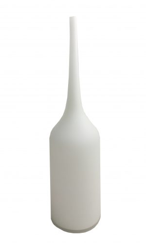 Maja Vase Tall Snow