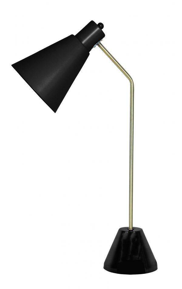 Arigato Lamp Black / Brass