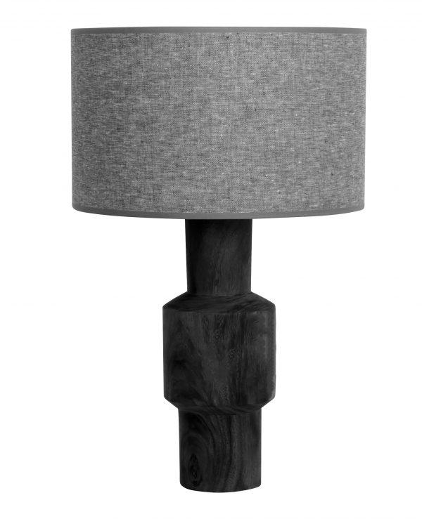 Arbus Lamp Tall Black