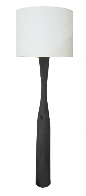 Callum Floor Lamp Black
