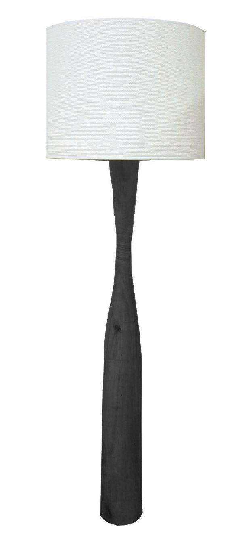 Callum Floor Lamp Black
