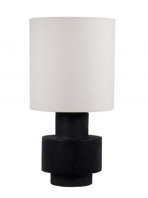 Circa Lamp Small Black