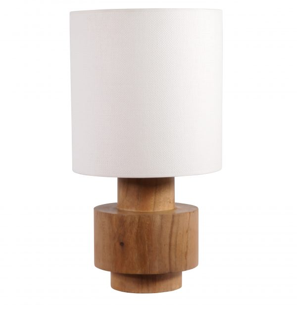 Circa Lamp Small Natural