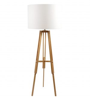 Downtown Floor Lamp Natural