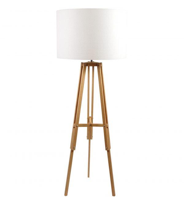 Downtown Floor Lamp Natural