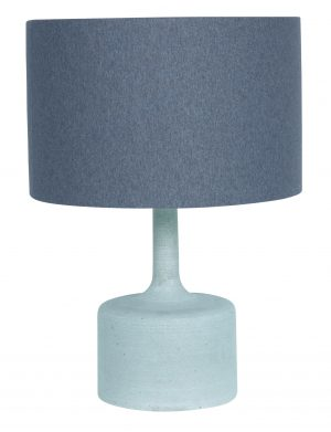 Esher Lamp Small Powder Blue