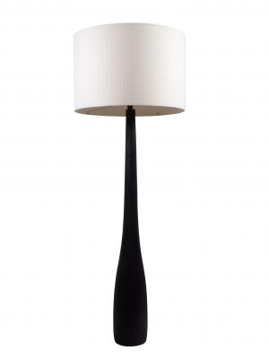 Elle Floor Lamp Black