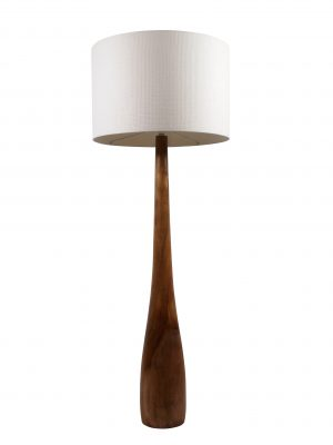 Elle Floor Lamp Natural