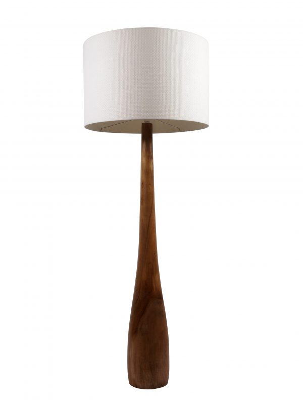 Elle Floor Lamp Natural