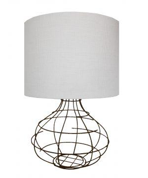 Frame bulb lamp