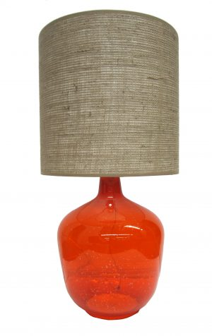 Formosa Lamp Large Orange