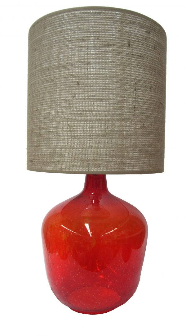 Formosa Lamp Large Red