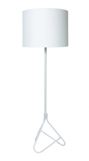 Moxi Floor Lamp White