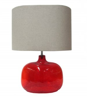 Formosa Lamp Small Red