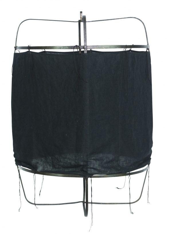 Goa Pendant Large Black
