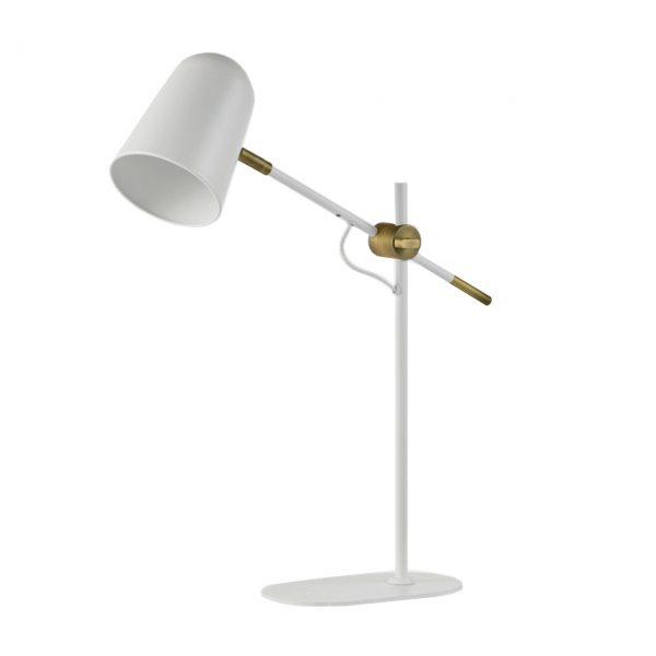 Harry Table Lamp White