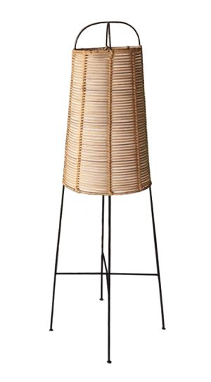 Jiro Lamp Black / Natural