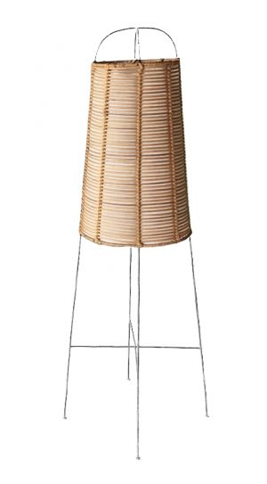 Jiro Lamp White / Natural