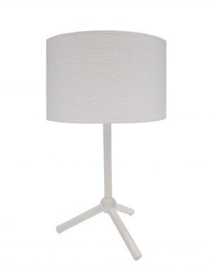 Jacob Table Lamp White