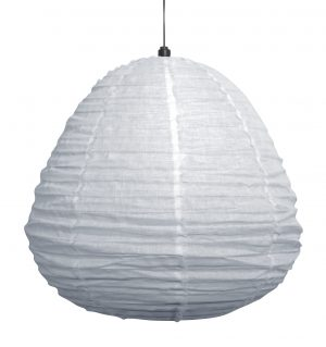Nendo Pendant Large Pale Grey