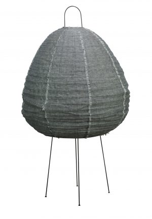 Nendo Lamp Large Charcoal