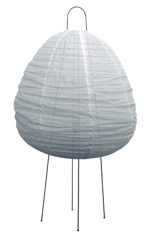Nendo Lamp Large Pale Grey