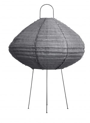 Nendo Lamp Med Charcoal