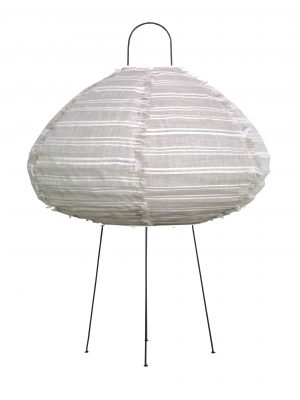 Nendo Lamp Med Stripes