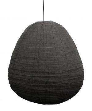Nendo Pendant Large Carbon