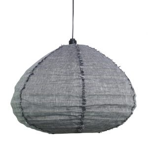Nendo Pendant Medium Charcoal