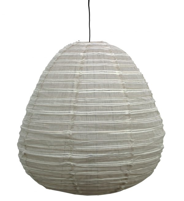 Nendo Pendant Large Stripes