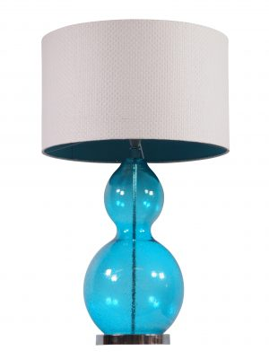 Oasis Lamp Turquoise