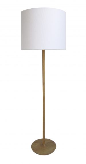 Paris Floor Lamp Natural