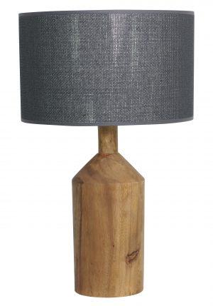 Polaris Lamp Tall Natural