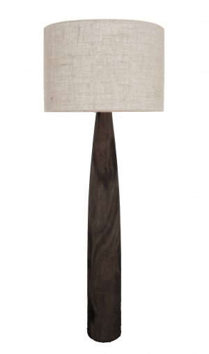 Samson Floor Lamp Black