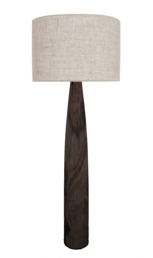 Samson Floor Lamp Black