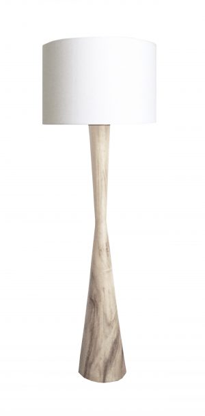 Sigrid Floor Lamp Limed