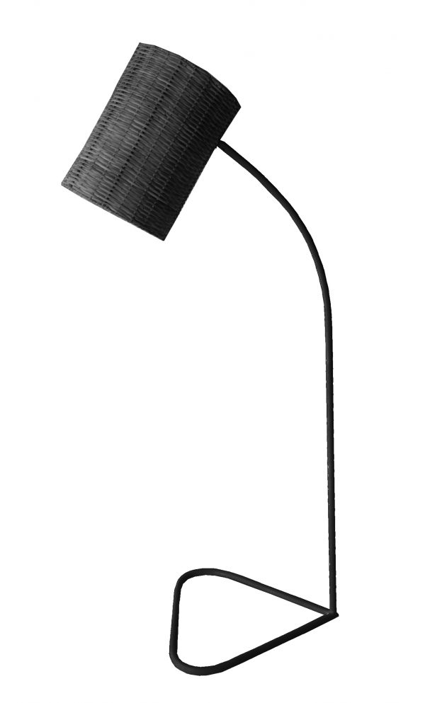 Vox Floor Lamp Black